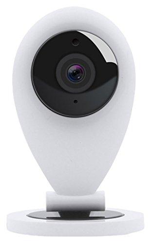 hikam s6 die kamera f r ein sicheres zuhause berwachungskamera mit personendetektion ip. Black Bedroom Furniture Sets. Home Design Ideas